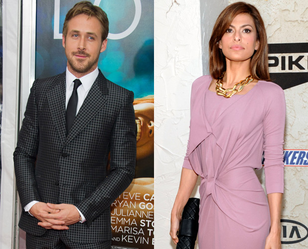 Ryan Gosling Eva Mendes Movie Ryan Gosling And Eva Mendes