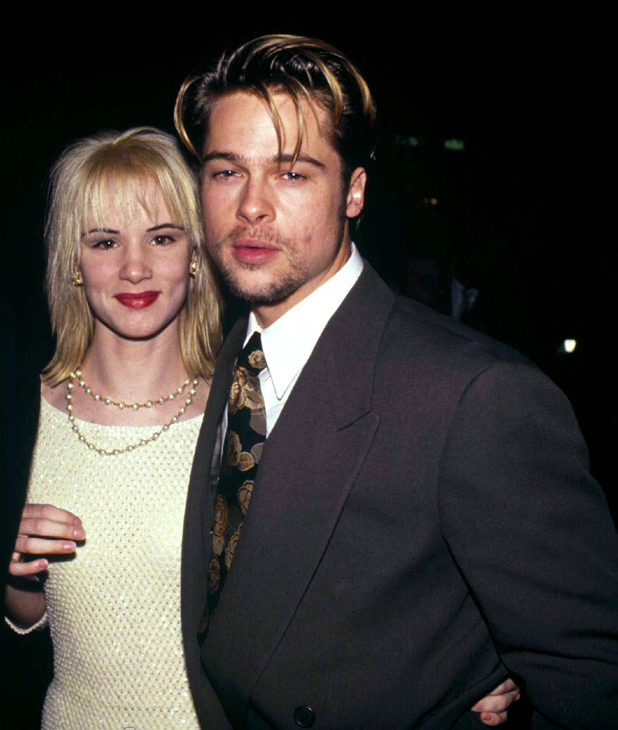 all of brad pitt's girlfriends