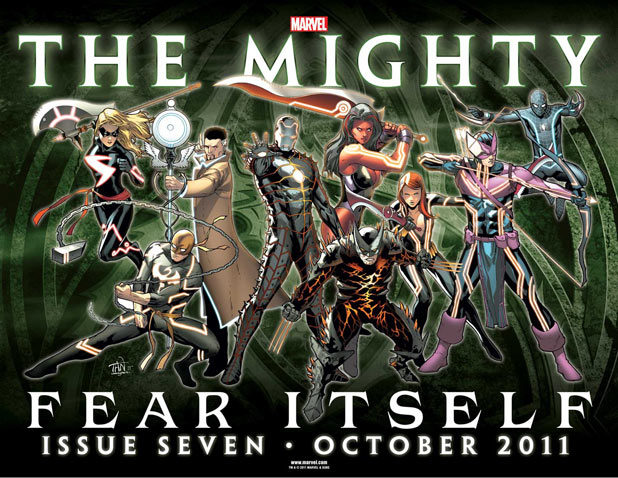 Fear Itself: The Mighty teaser