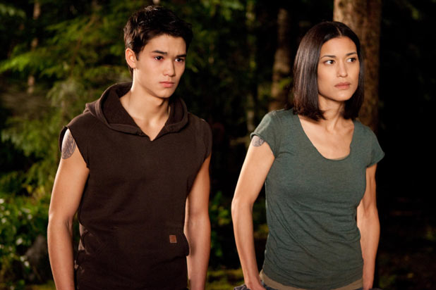Seth and Leah