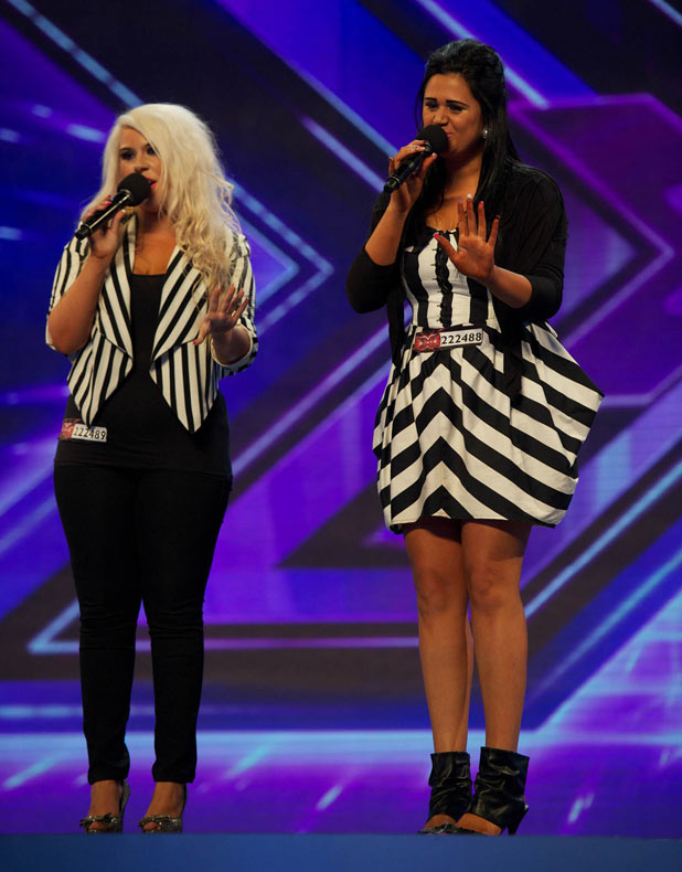 The X Factor 2011 Episode 6: 2 Shoes