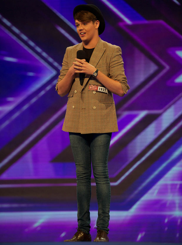 The X Factor 2011 Episode 6: John W