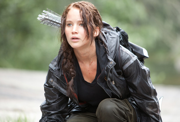 5. The Hunger Games