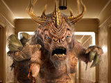 The Minotaur in Doctor Who The God Complex
