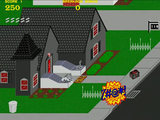 Paperboy screenshot