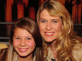Terri and Bindi Irwin