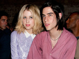 Peches Geldof and Thomas Cohen at NY Fashion Week