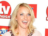 Nicola Wheeler at the TV Choice Awards 2011 at the Savoy Hotel