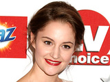 Paula Lane at the TV Choice Awards 2011 at the Savoy Hotel