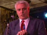 Dave Spikey as Jerry 'St. Clair' Dignan in 'Phoenix Nights'