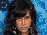 Paz de la Huerta attends the premiere of HBO's 'Boardwalk Empire' in New York