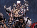 Marvel Comics unveils the project previously titled 'Cable Reborn'.