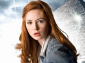 "Karen Gillan says that her time on Doctor Who has been ""so amazing""."