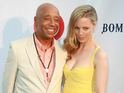 "Russell Simmons says that his romance with Melissa George was ""impossible""."