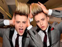 John and Edward Grimes will  in the Eurovision Song Contest.