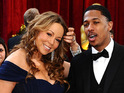 Mariah Carey and Nick Cannon were interviewed by Barbara Walters.