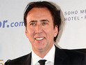 Nicolas Cage wants to film The Wicker Man sequel in Japan.