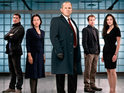Star Peter Firth says that there are plans to take the spy drama to the big screen.