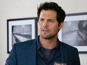 Kristoffer Polaha reveals that he is a fan of Ringer's flashbacks.
