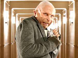 Gibbis in Doctor Who The God Complex