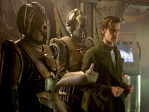 Doctor Who Ep. 12 - Closing Time