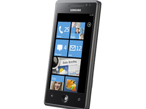 Samsung Windows 7 Mango phone