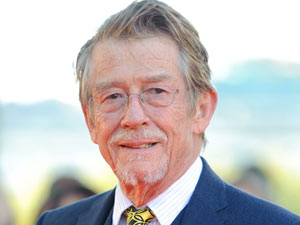 The legendary John Hurt