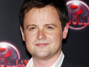 Declan Donnelly - The Geordie TV presenter is 36 on Sunday.