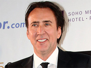 Nicolas Cage at the 36th Annual Toronto International Film Festival, Canada