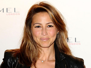 Rachel Stevens at the Rimmel London party