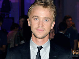 Tom Felton - The Harry Potter actor turns 24 on Thursday.