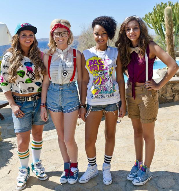 Rhythmix - Jessie, Perri, Leanne and Jade