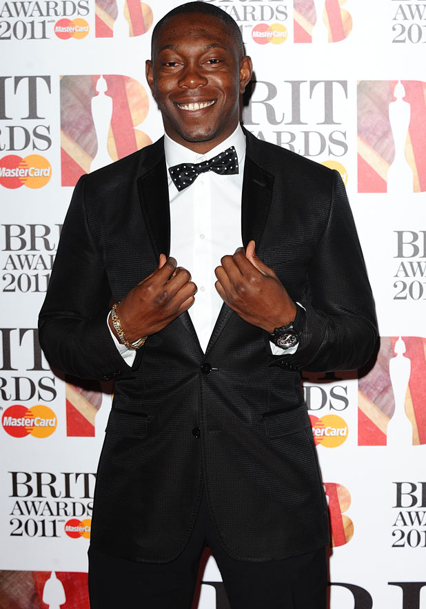 Dizzee Rascal - The 'Bonkers' star is 26 on Saturday.