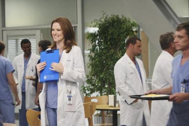 Grey's Anatomy S08E01 - 'Free Falling'