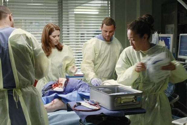 Grey's Anatomy S08E02 - She's Gone
