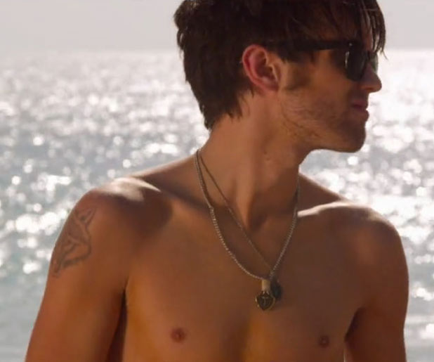 Thomas topless
