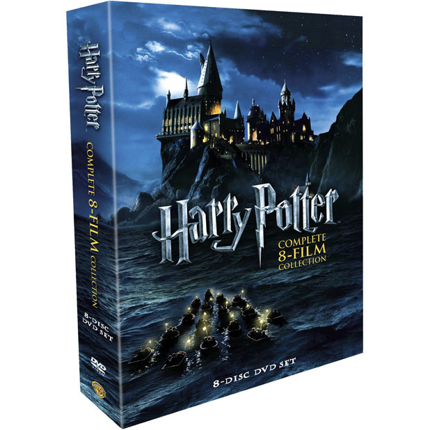 Hatty Potter Complete Film Collection pack shot