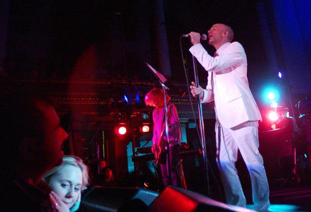 The 2004 'secret gig'