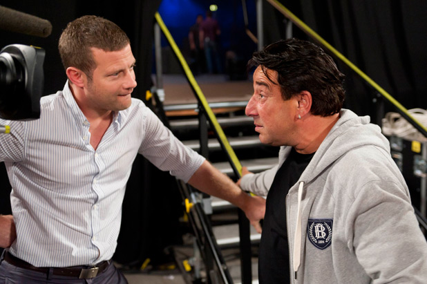 Dermot and Terry