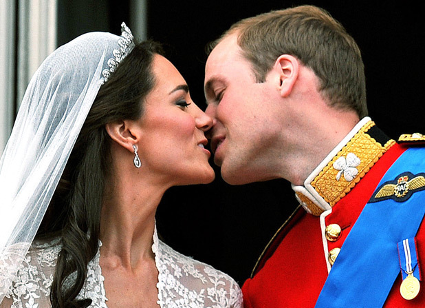 Prince William marries Kate Middleton