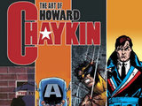 'The Art of Howard Chaykin' cover