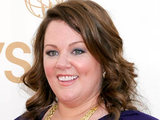 Melissa McCarthy on the red carpet at the 63rd Primetime Emmy Awards