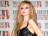 Avril Lavigne - The Canadian singer turns 27 on Tuesday.  