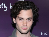 Penn Badgley at the HTC Serves Up NYC at Highline Stages in New York.