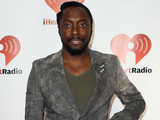 Will.i.am arrives for I Heart Radio music festival in Las Vegas