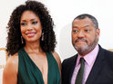 Torres will play the wife of real-life husband Lawrence Fishburne on the drama.