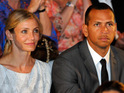 Alex Rodriguez says that he and Cameron Diaz are still friends in spite of breaking up.