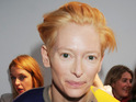 Tilda Swinton says she's not upset over being snubbed by the Academy.