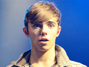 Nathan from The Wanted