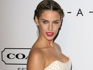 Jessica Lowndes at the Teen Vogue 'Young Hollywood' party in LA